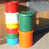 Smallholder Feed & Storage Bins